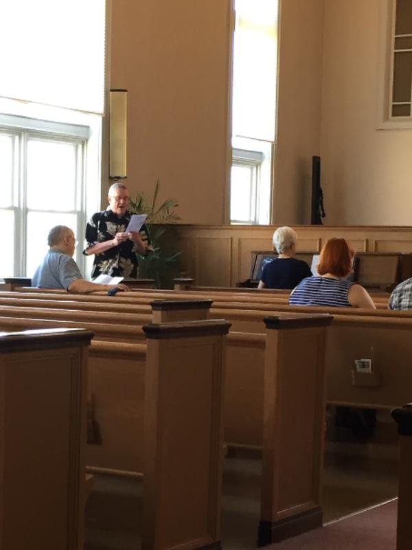 Everett Singing