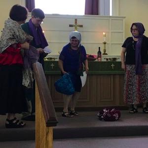 scripture drama