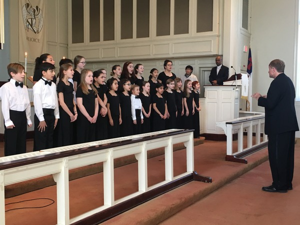 Arlington Children's Choir