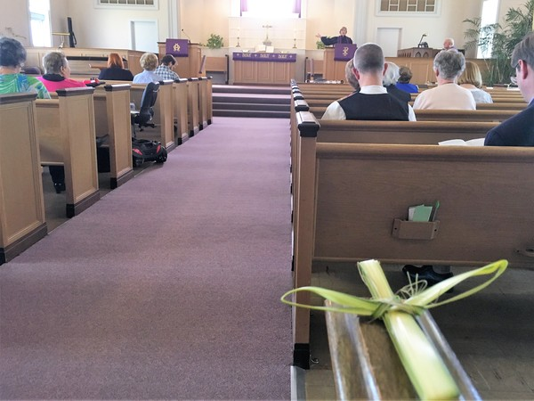 Palm Sunday Worship