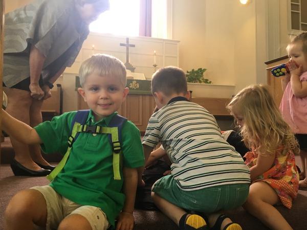 Children's Church.