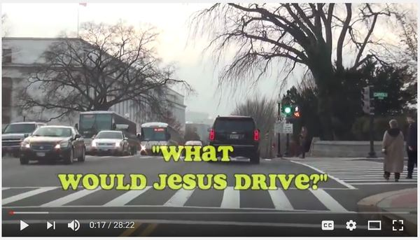 Brethren Voices What Would Jesus Drive