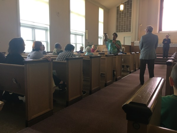 Disaster Response Auction