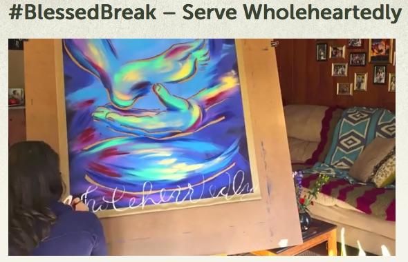 blessed break