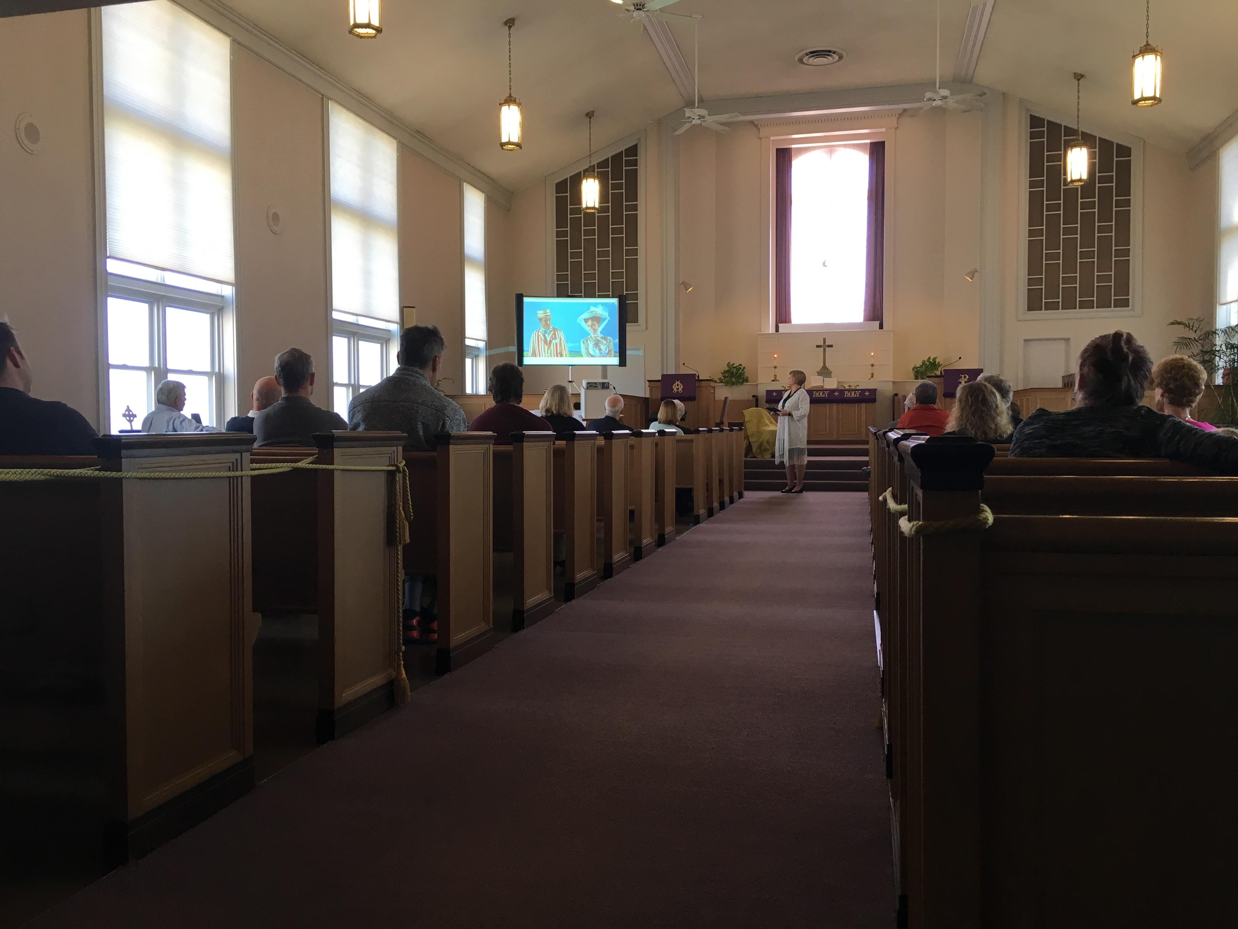 Sunday's Sermon