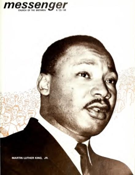 MLK Messenger