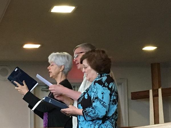 Chorale response