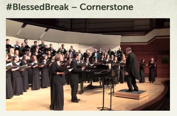 blessedbreak - cornerstone