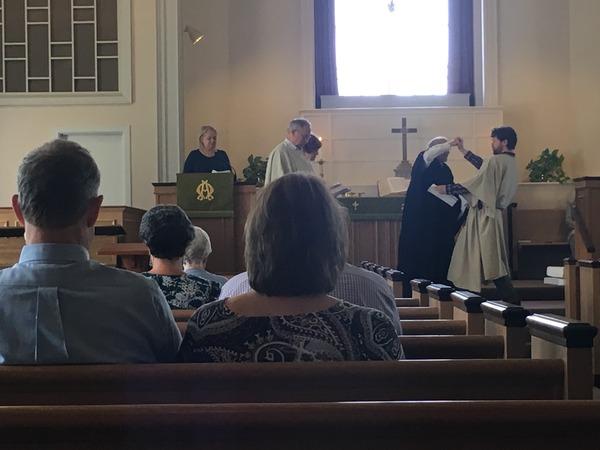 Worship drama