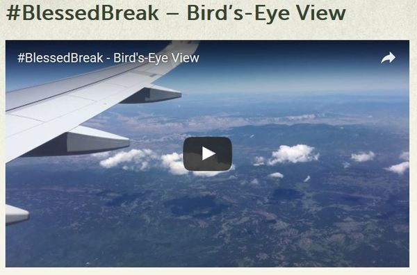 Blessed Break BirdsEye View