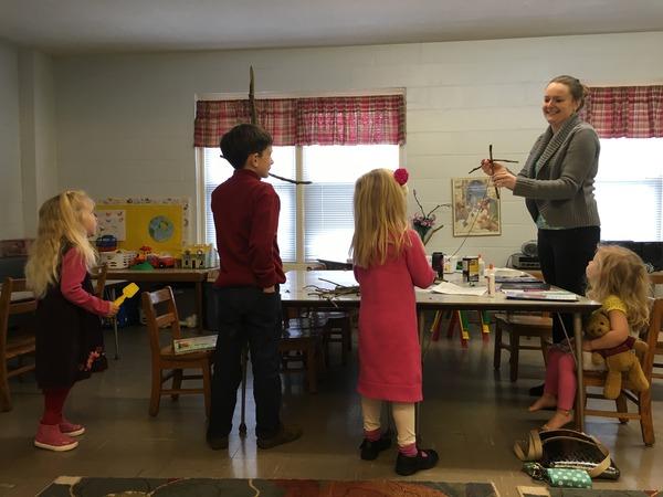 Childrens' Sunday School