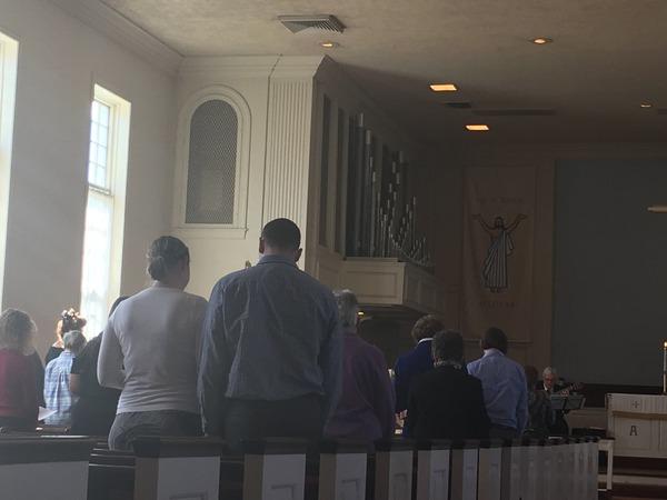 Community Worship at Arlington Forest UMC