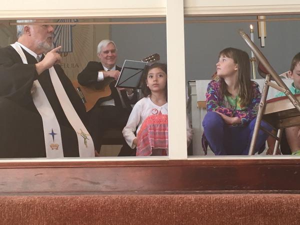Childrens Church.